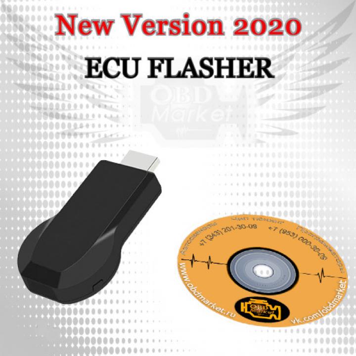 Ecu Flasher-Alex Flasher программатор