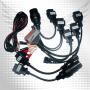 Комплект переходников легковых автомобилей для Delphi ds150
