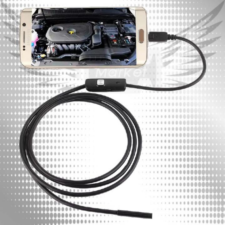 Эндоскоп-камера для смартфона\ПК