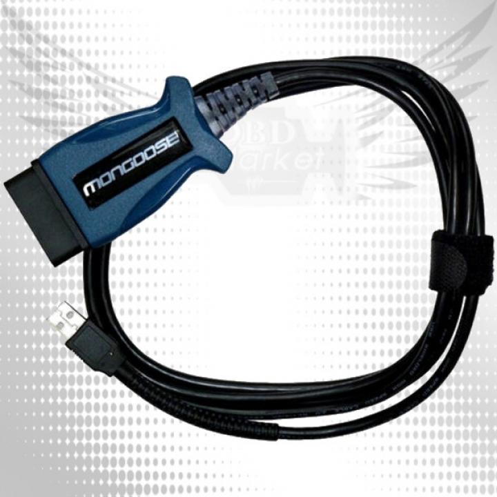 Mongoose PRO 10 в 1 - диагностический адаптер