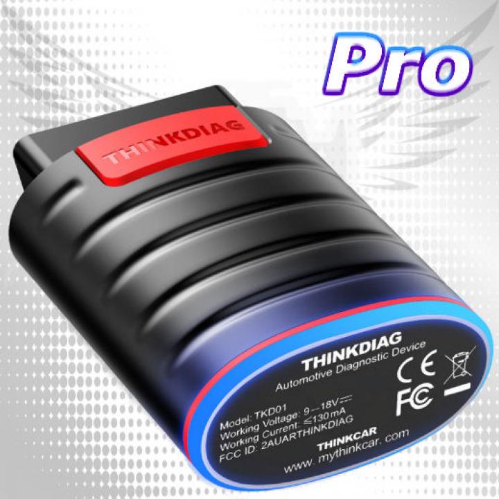 ThinkDiag/EasyDiag 4.0 - диагностический адаптер