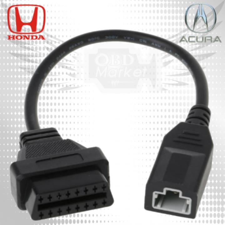 Honda 3pin - переходник